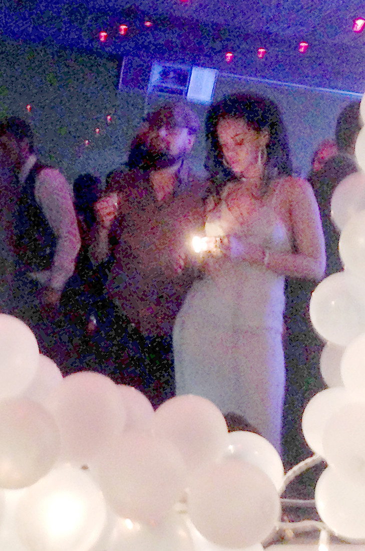 """EXCLUSIVE: **PREMIUM RATES APPLY** Rihanna and Leonardo DiCaprio are pictured together at her birthday party on February 20 to fuel romance rumors. The pair have been rumoured to be dating on-and-off since Christmas but have managed to avoid being seen together until now. They were snapped dancing and smoking - what appeared to be hand rolled-cigarettes - side-by-side for the first time at Riri's recent birthday party in LA. Insiders have claimed Leo was kissing Rihanna at multimillionaire James Goldstein's mansion - an estate so vast that it includes its own club. Our exclusive pictures - taken between 3am to 4am on February 21 - show Rihanna and Leo pictured together for the first time. """"They were kissing and dancing together,"""" a source told American magazine Us Weekly. Inside the private Beverly Hills mansion were 80 revelers including Beyonce, Jay Z, Robert Pattinson, Jim Carrey, Bill Murray and Mick Jagger. Pictured: Rihanna and Leonardo DiCaprio looking `smoking¿ hot together fuelling the fires of romance rumours Ref: SPL955867 020315 EXCLUSIVE Picture by: Splash News Splash News and Pictures Los Angeles:310-821-2666 New York:212-619-2666 London:870-934-2666 photodesk@splashnews.com"""