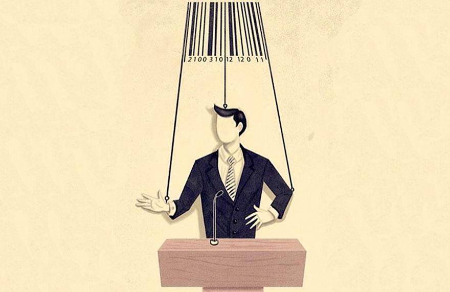 Финансовая власть и политика