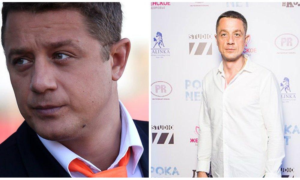 Актер макаров похудел фото
