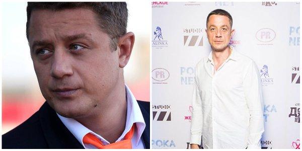 Российский актер Алексей Макаров испугал своей худобой ...