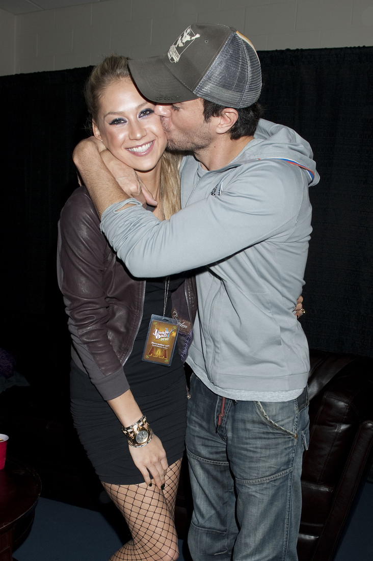 Just Jared Lounge At Y100 Jingle Ball 2010