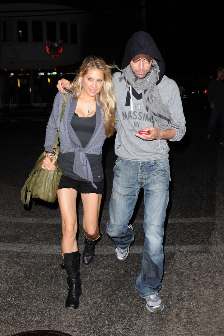 Celebrity Sightings In Miami - November 12, 2011