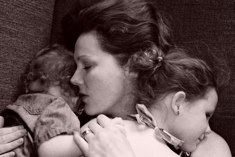 Всім матерям-одиначкам, які в ці свята будуть одні