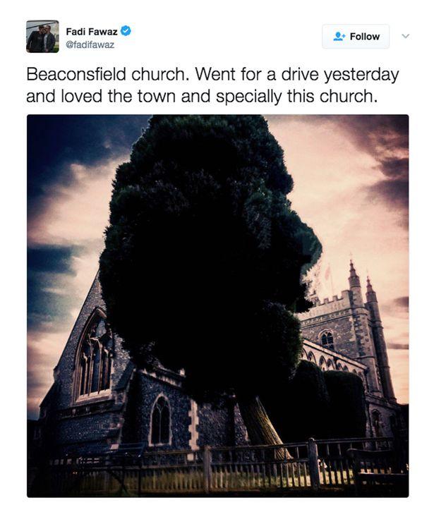Церковь, в которой отпевали певца