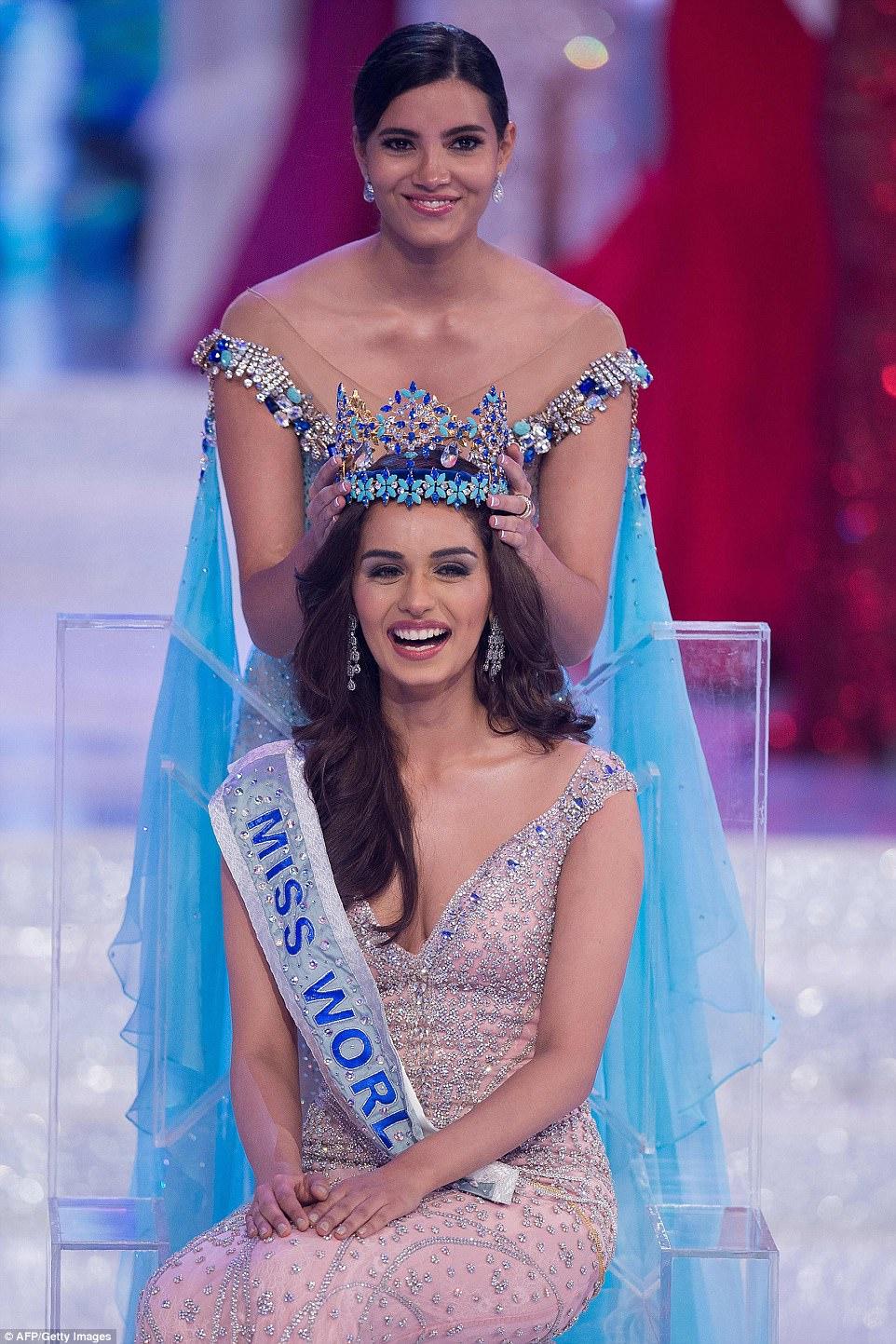 Стала известна победительница конкурса «Мисс Мира 2017» — фото