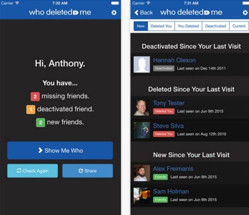 Вот как узнать кто удалил вас из друзей на Facebook