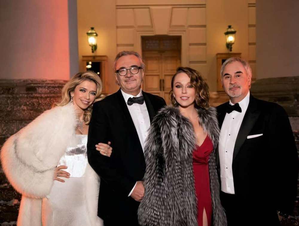 Братья Меладзе нарвались на критику, выложив фото с женами