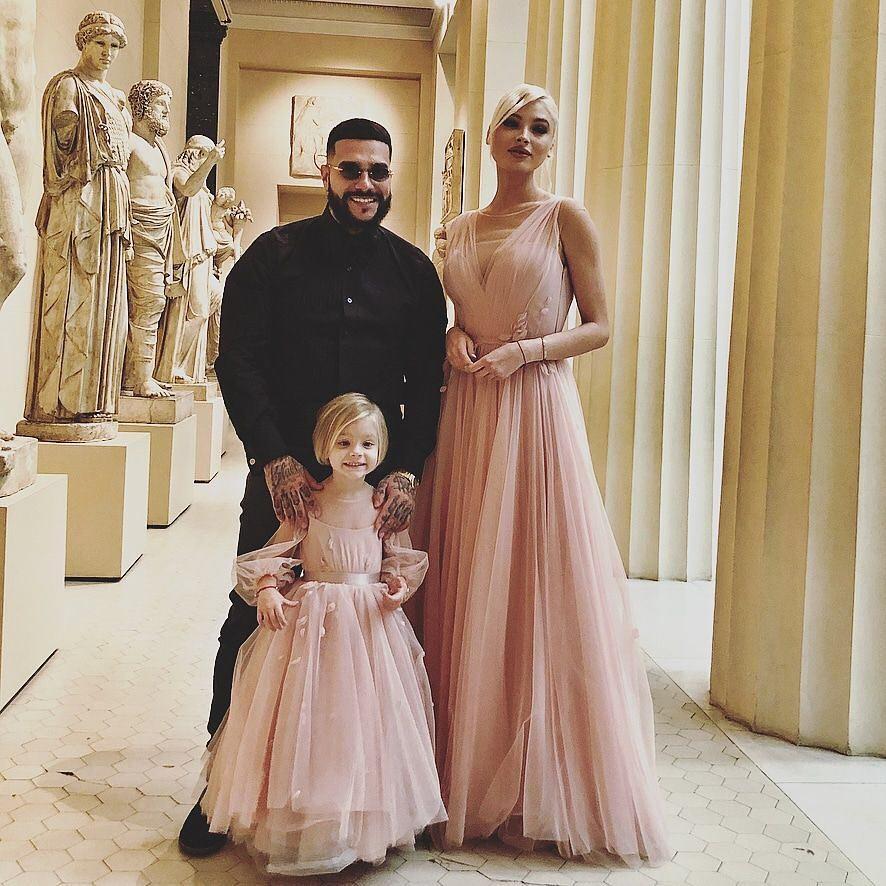 Тимати и Шишкова отметили день рождения дочери в музее — фото