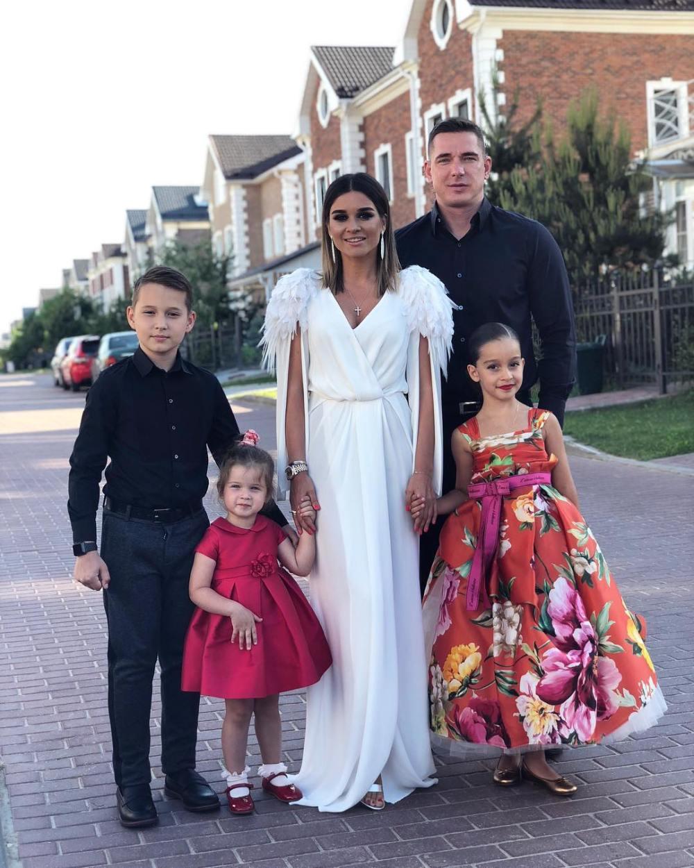 В сети раскритиковали «агрессивный макияж» 8-летней дочери Бородиной — фото