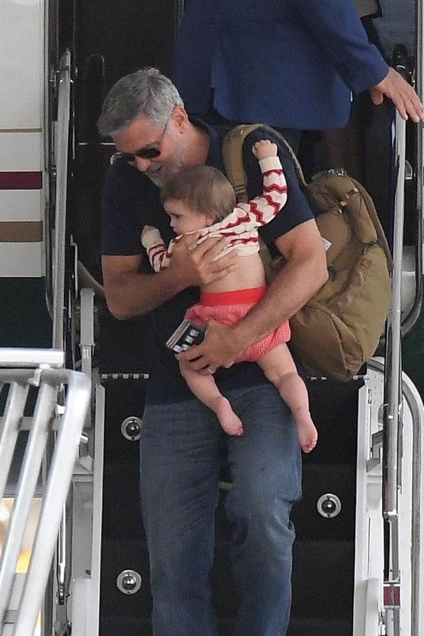 В сеть попали ФОТО подросших детей Амаль и Джорджа Клуни