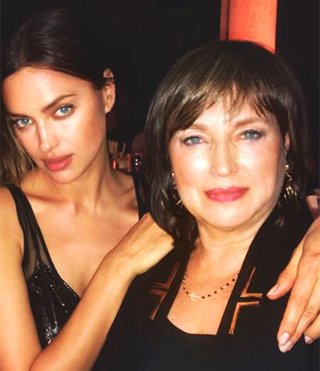 Ирина Шейк: Да, я строгая мать