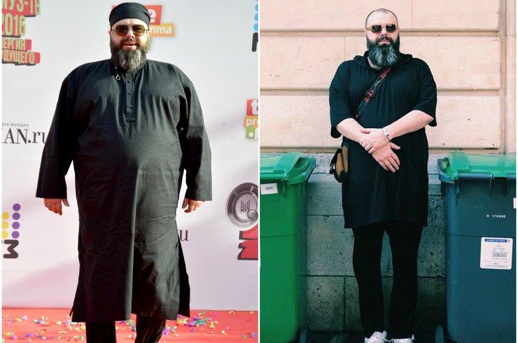 50-летний Макс Фадеев похудел на 70 кг — фото