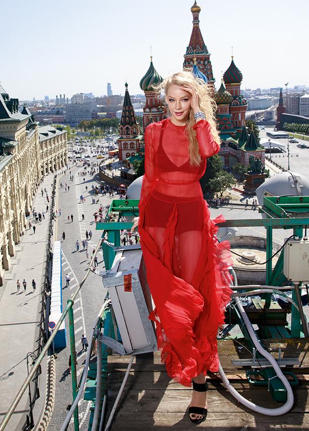 Светлана Ходченкова призналась, почему скрывает личную жизнь