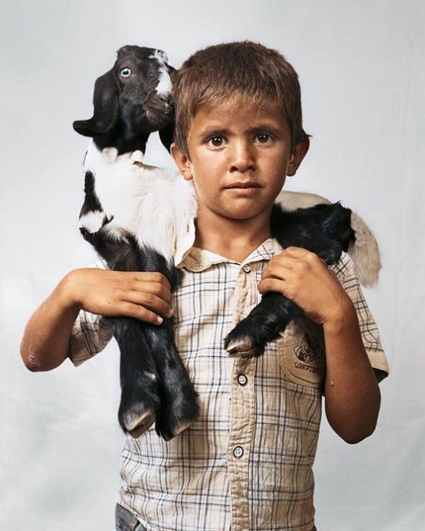 Как живут дети в разных странах: фотопроект