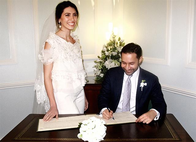 Дочь Меладзе разошлась с мужем через два года после свадьбы