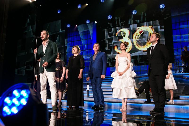 Отечественные селебрити на церемонии открытия «Кинотавра» — фото