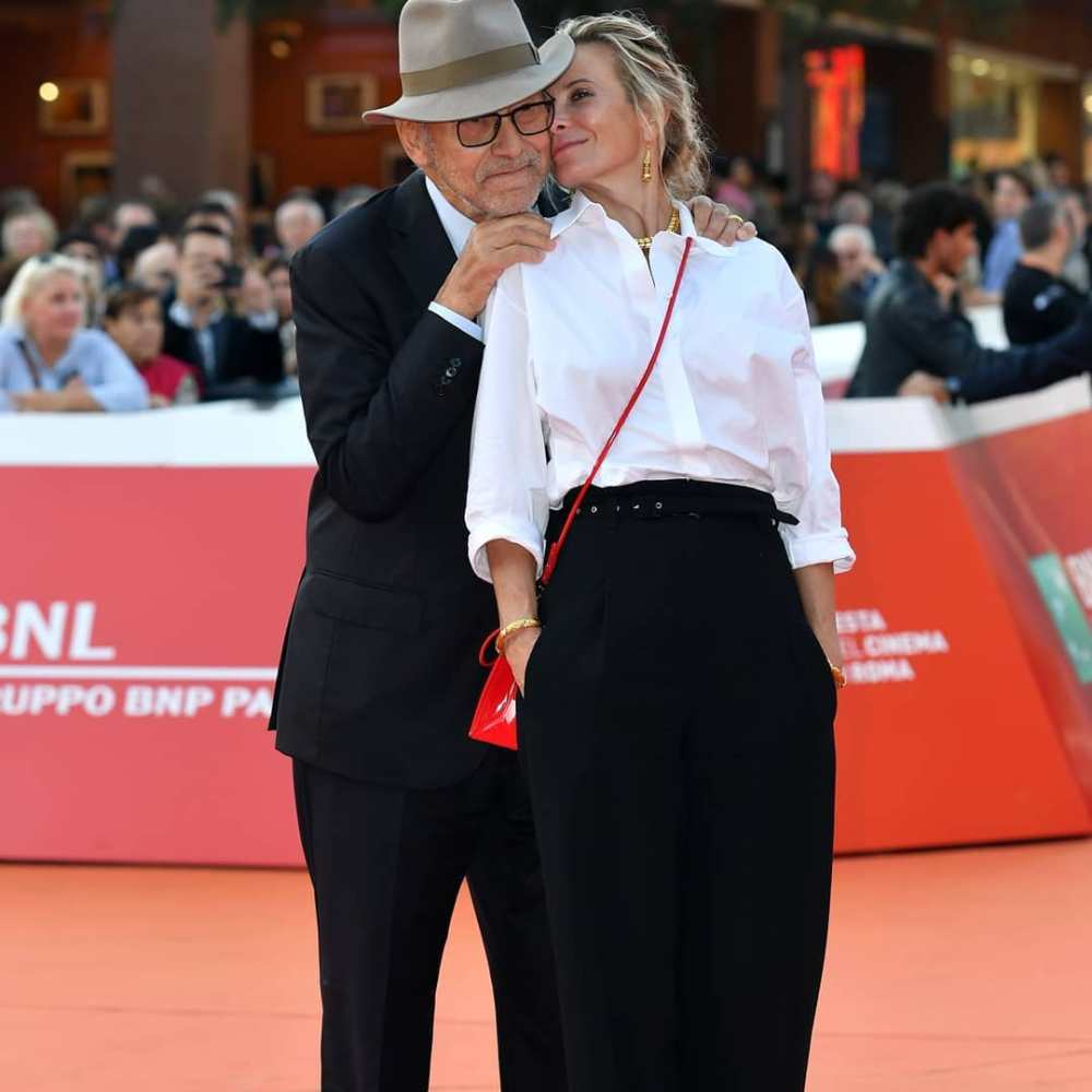 Кончаловский и Высоцкая очаровали собой на Римском кинофестивале — фото