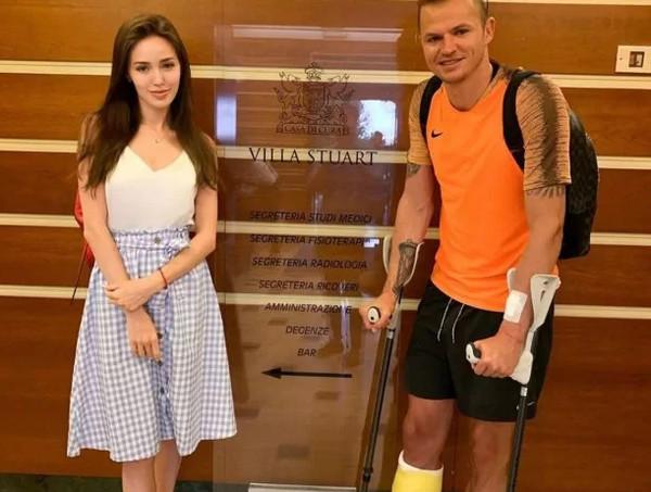 Дмитрия Тарасова ждет новая операция — комментарий футбольного клуба