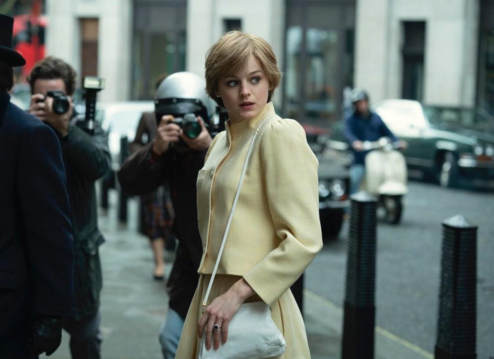 Первое фото Кристен Стюарт в роли принцессы Дианы: похожа?