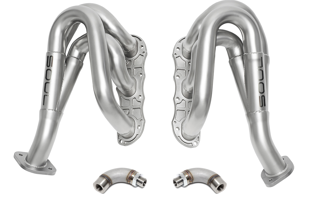Porsche 981 Boxster Cayman Competition Headers