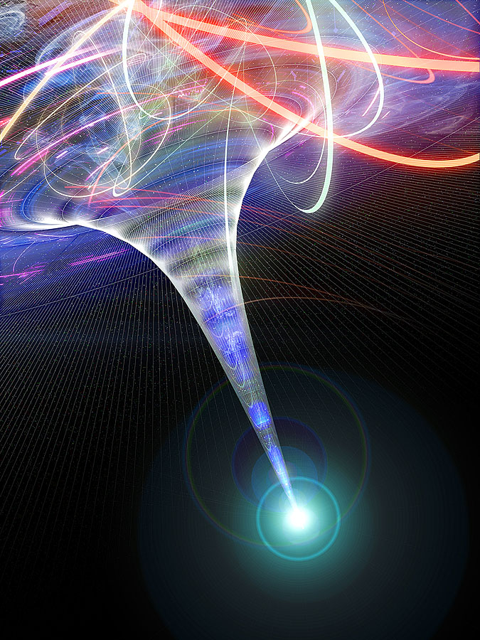 singularity spawning creation dimension
