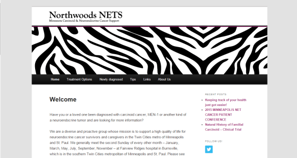 Northwoods NETS - Minnesota Carcinoid & Neuroendocrine Cancer Support
