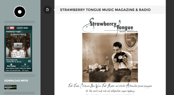 Strawberry Tongue Music