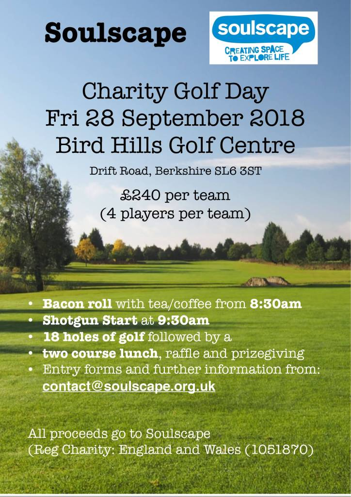 golf day details