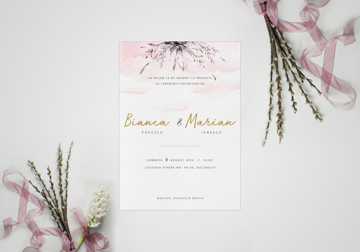 Creează ți Propriile Invitații De Nuntă Descarcă Invitații De