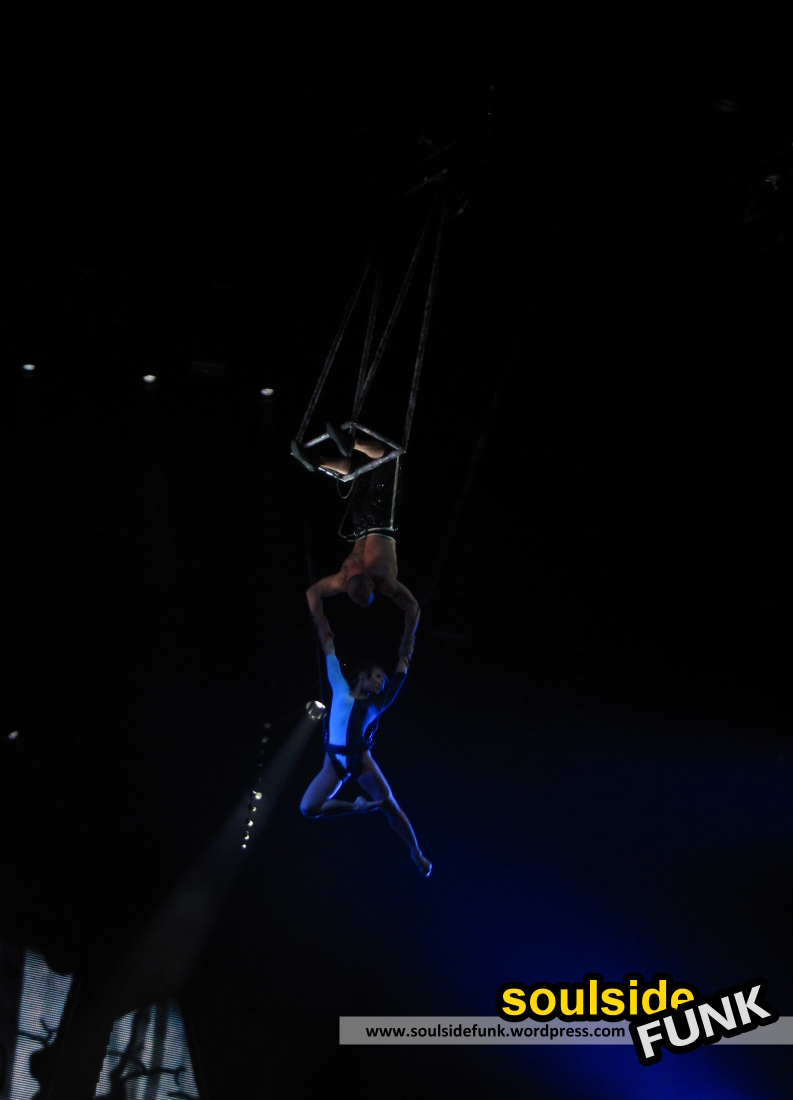 Pink at The O2 - Acrobats