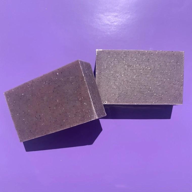 Royal Lavender Organic Face and Body Bar
