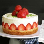 so_schmeckt_der_Sommer_Strawberry_ Cheesecake_soulsistermeetsfriends_baketotheroots