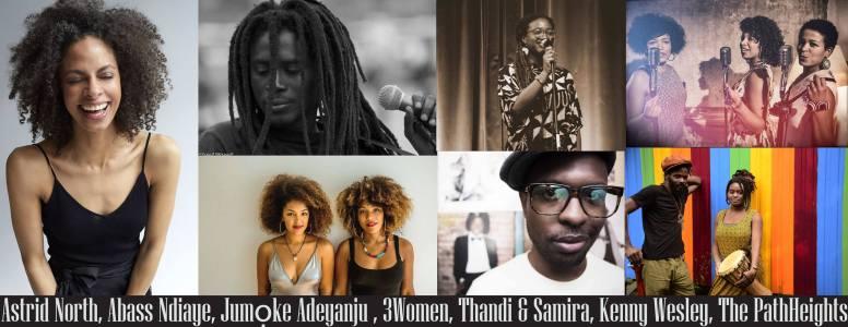 Sankofa Benefit Concert