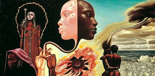 Afrofutures Gallery Night