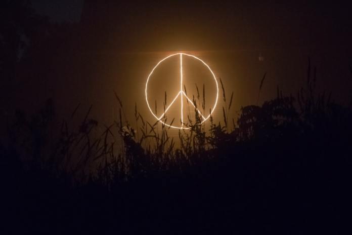 world peace and the Dalai Lama