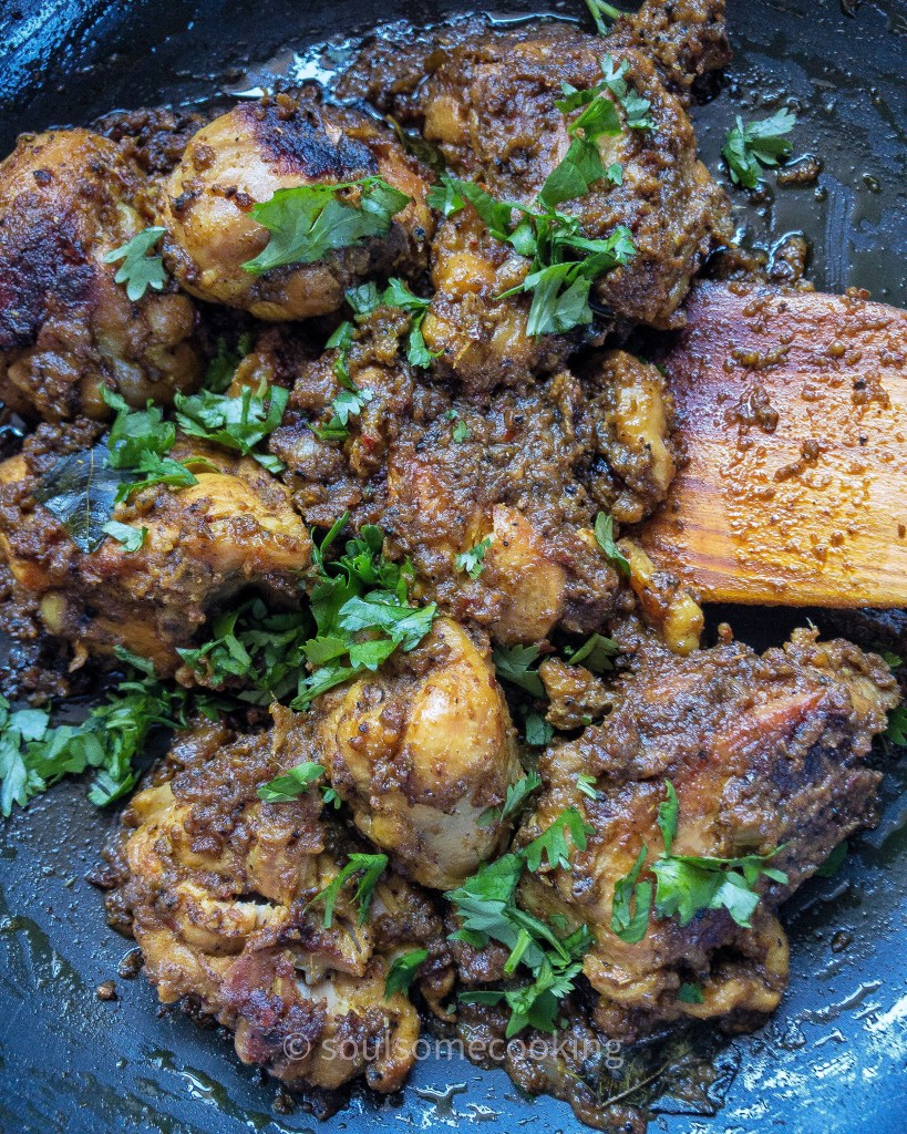 Pepper Chicken
