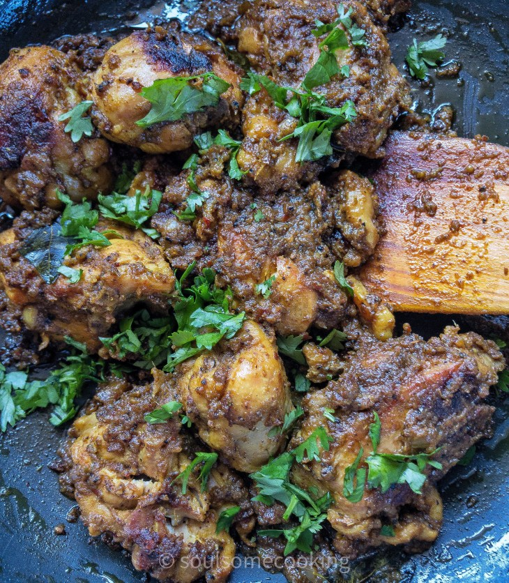 Pepper Chicken dry recipe