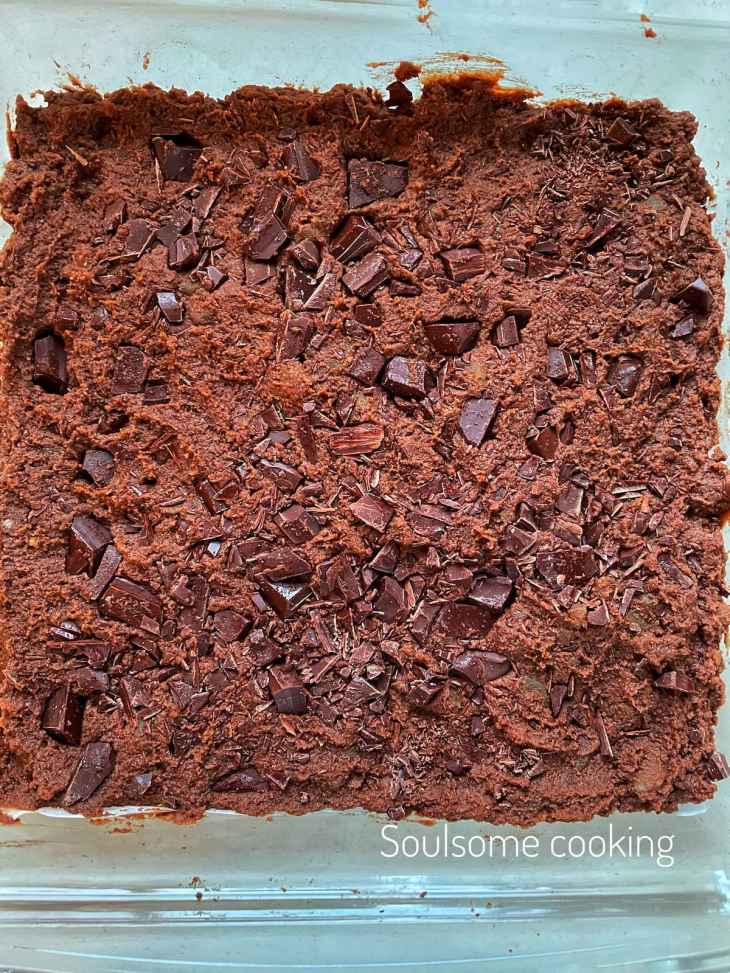Sweet Potato Brownies recipe. Sugar less desserts. Gluten free brownie recipe. How to make sweet potato brownie. Sweet potato recipe. Baked sweet potato. Healthy Dessert recipes.
