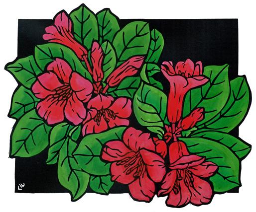 rhododendronweb