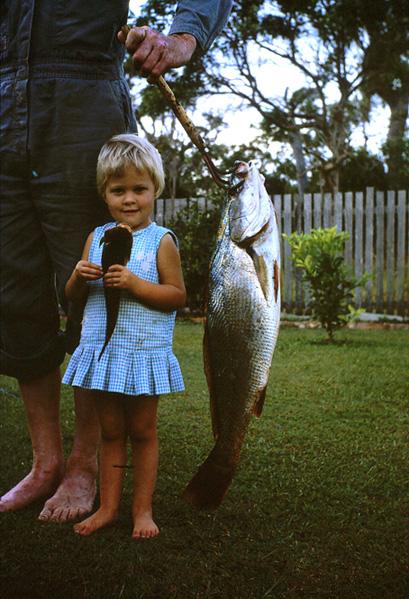 Lynette & jewfish