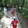 野球ユニフォームTシャツは迷子防止・待ち合わせに効果大!