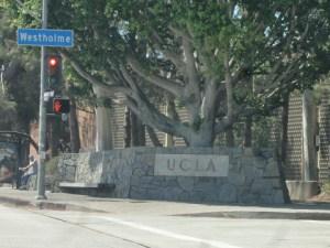 UCLAの入口
