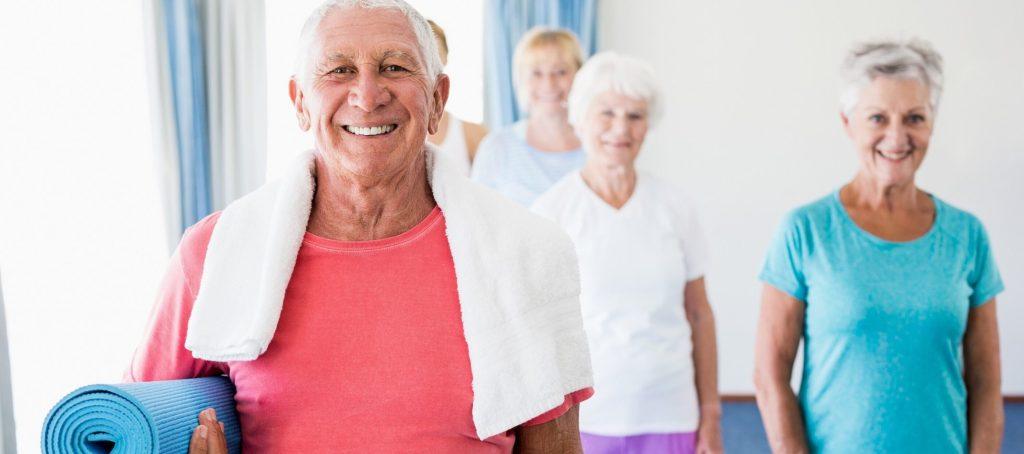 geriatric yoga
