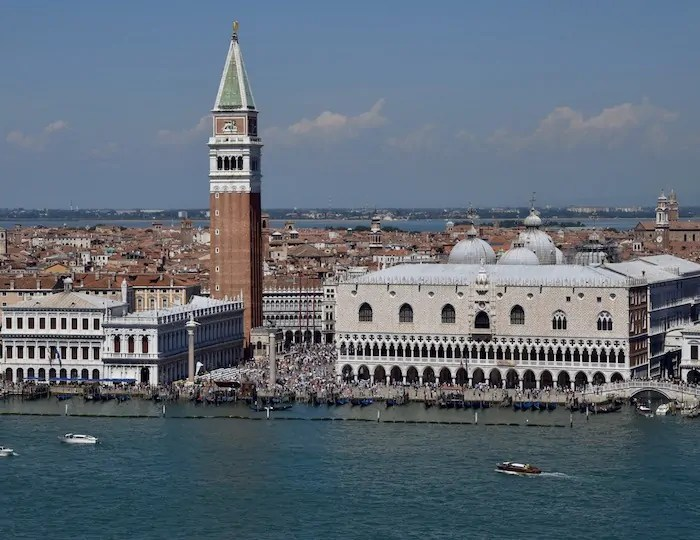 Venice and the Tide of Tourism.