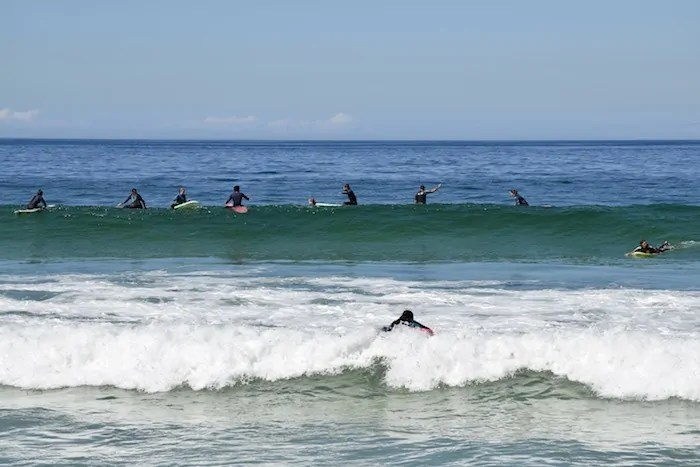 Living the Dream: Learning to Surf in Portugal.