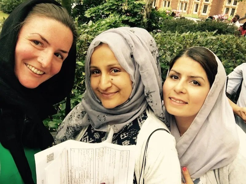 How to Get an Iranian Visa in London, UK.