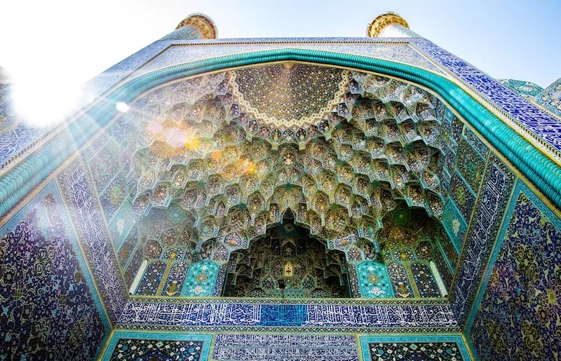Travel to Iran for Brits