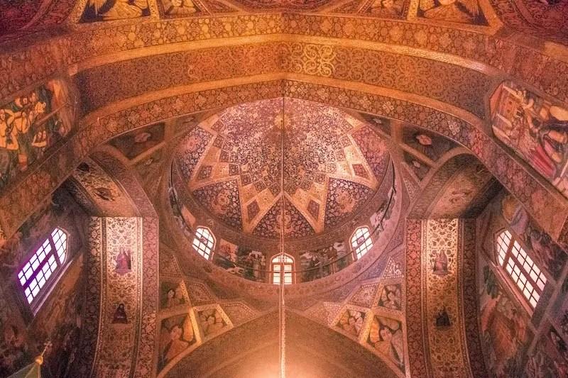 Isfahan history and top things to do in Isfahan Iran