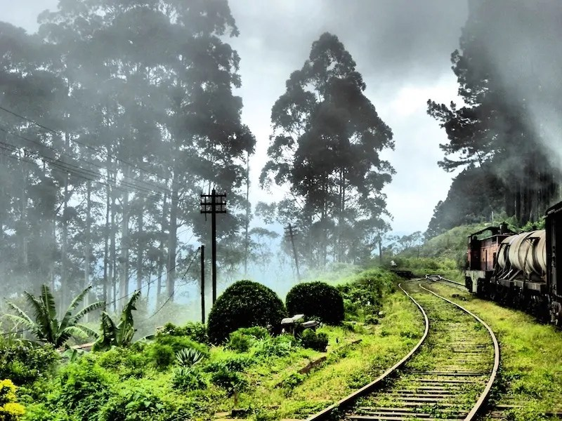 great rail journeys - epic train journeys with a view!