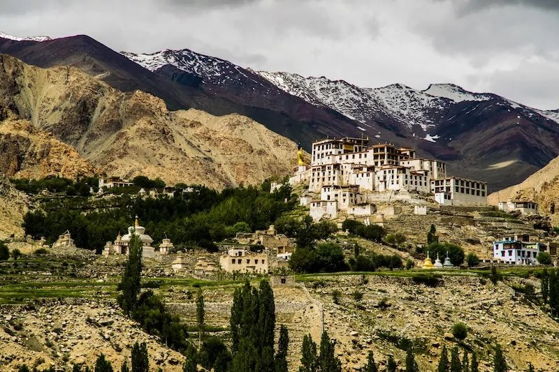 Responsible travel in Ladakh, India